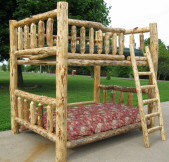 Kodiak Bunk Bed: Full Size